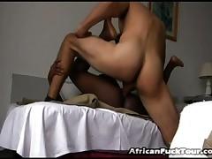 Antonio And Jedan - African Fuck Tour