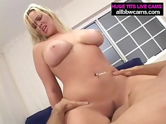 Abbey Brooks - Blond Big Boobs Likes To Fuck Pt 2