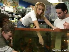 Lexi Belle - Big Dick Is In Store For Her