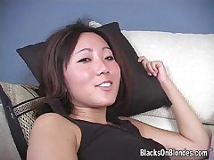 Leili Yang - Asian BBC Size Queen