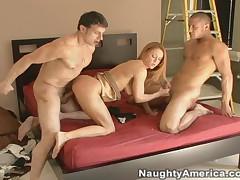 Anthony Rosano And Danny Mountain And Janet Mason - Naughty America