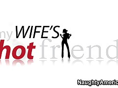 Sadie Swede Vs Billy Glide - My Wifes Hot Friend - Sadie Is Upset Billy Forgot About Her Appointment