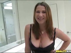 Large Breasted Girl Needs Fucked After Titty Fucking