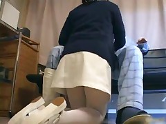 Super Sexy Japanese Nurses Sucking And Fucking Hard Cock 5 By MyJPnurse