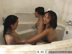 Xena - Xenas Lesbian 3way - Part 2