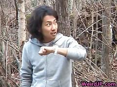 Super Hot Japanese Babes Doing Weird Sex Acts Hardcore JAV 1 By WeirdJP