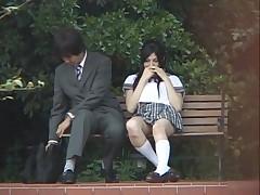 Saori Hara - Saori Hara Hot Asian Chick In A Tiny Mini Skirt 3 By JPflashers