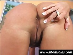 Blonde Teen And Mom Strip And Pose Naked