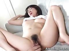 Sexy Asian Girl Masturbating Her Pussy 3 By Amazingjav