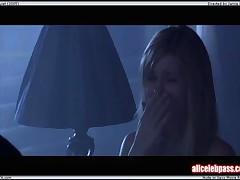 Elisha Cuthbert - Elisha Cutherbert Flashes Her Panties