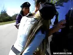 Alayah - Ass Parade Ass Police #7