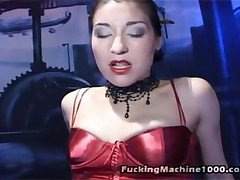 Nikolina Lareyna - Fucking Machine 1000