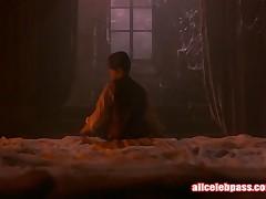 Monica Bellucci - Lesbian Vampires In Orgy