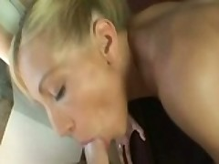 Wonderful Blonde Fucked In The Ass