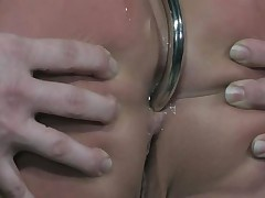 Claire Adams And Sara Faye And Elyse - Device Bondage