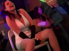 Sexy Amateur Girls Are Dancing And Getting Drunk On A Party