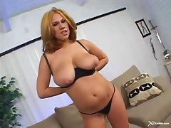 Busty Big Shows Her BJ Talent