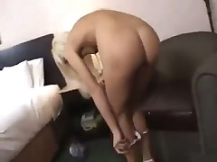 Two Creampies in 1 Blonde Pussy
