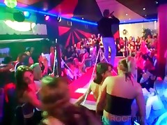 Horny Girls Having Fun With A Sexy Stripper