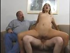 She'll fuck another man for money