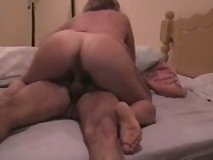 Dirty Wife Gets Plowed Like A Wheel-Barrow