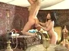 Arabian nights lesbian style