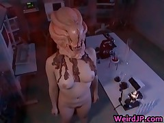 Asami Ogawa - Asami Ogawa Asian Babes Fight Tentacle Monster 1 By WeirdJP