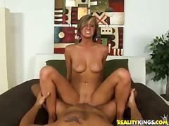 Ella - Ella Riding A Huge Cock