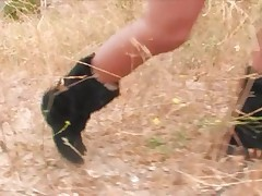 This Is Only Sample Clip Of Great Models Outdoor Penetration