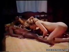Johnny Keyes And Serena - Interracial Scene
