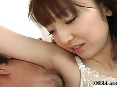 Sweet And Horny Reiri Fujisaki Free Asian Porn 2 By HDidols