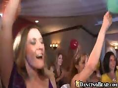 Dancing Bear - Crazy Women Encounter Crazy Strippers