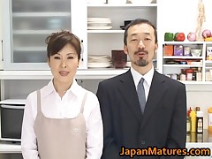 Hitomi Kurosaki - Hitomi Kurosaki Mature Asian Chick Is Very Sexual 6 By JapanMatures
