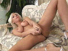 Alexis - Babelicious - Hot Couch - HD Video