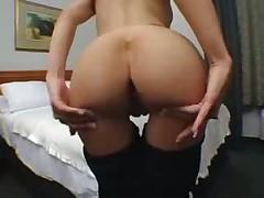 Vernica Jett blowjob and fucking cumshot POV