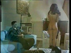 Hot French pornstar Julia Chanel fucks an army guy