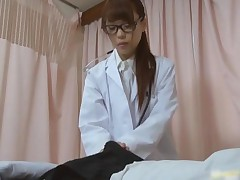 Super Sexy Japanese Nurses Sucking And Fucking Hard Cock 2 By MyJPnurse