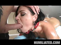 India Summer - Restrained Slut Gets It