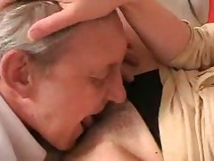Amateur couple sucking and fucking