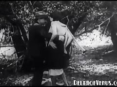 The Jazz Girls - One Of The Earliest Porn Flicks Ever Filmed