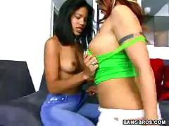 Satine Phoenix And Carmella Woods - Ball Honeys #6
