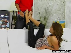 Nika Noir - Magical Feet - Russian Sensation