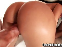 Angelica Raven - Busty Pornstar Vs Monster Cocks