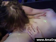 Sweet Party Chicks Gets Fucked Hard By Stripper