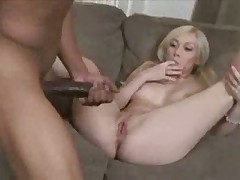 Samantha Sin Interracial