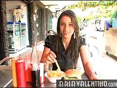Aria Valentino - Lunchtime