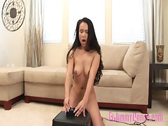 Mya Luana - Works Her Pussy Out On The Sybian