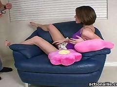 Action Allie - Sexy Allie On Cam