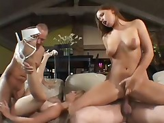 Haley & Alexia Compete To Be Sluttiest