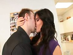 Mackenzee Pierce fucking lucky guy on office